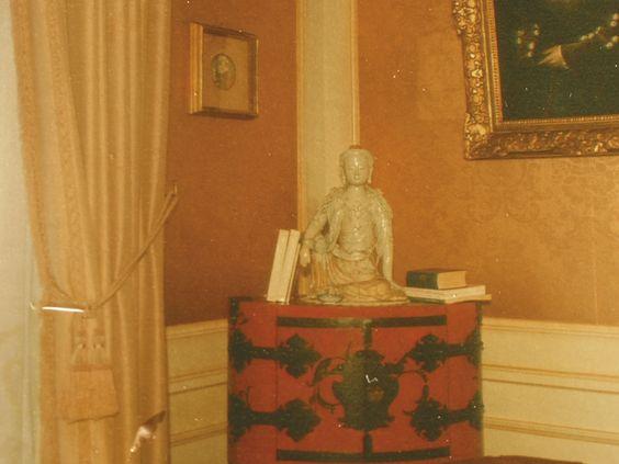 RARE ET IMPORTANTE STATUE DE BODHISATTVA EN PORCELAINE QINGBAI | CHINE, DYNASTIE YUAN (1279-1368) | All other categories of objects, porcelain | Christie's