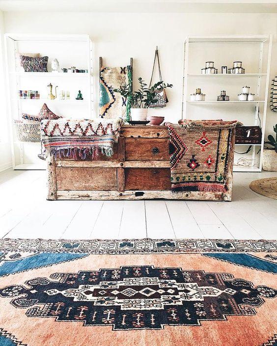 .BoHo Beauty interiors