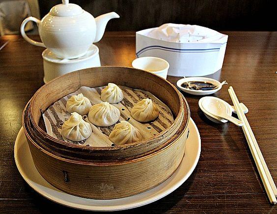 my basket of xiao long bao