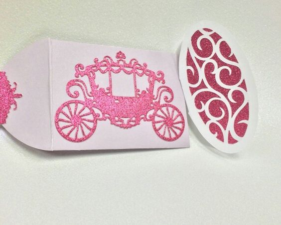 A Princess and Her Carriage
