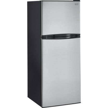 Haier 9.8 cu ft Refrigerator, Multiple Colors, Silver