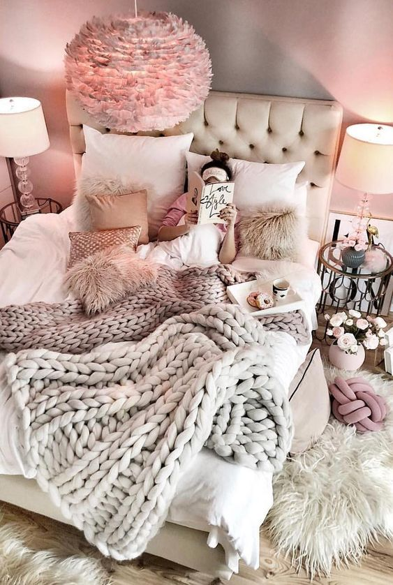 39  Small and Stylish Bedroom Design Trends and Ideas in 2019