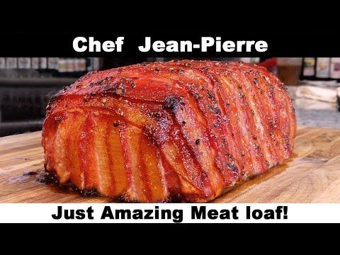Just Amazing Meat Loaf Chef Jean Pierre Youtube In 2021 Meatloaf Beef Recipes Pork Sausage Recipes
