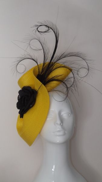 BY KERRY WINTER  #millinery #hats #HatAcademy