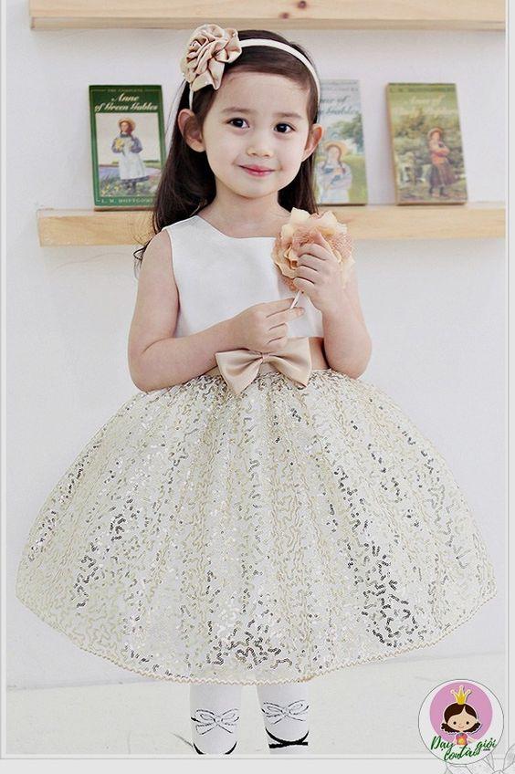 Thời trang mặc đẹp cho bé gái vào mùa hè