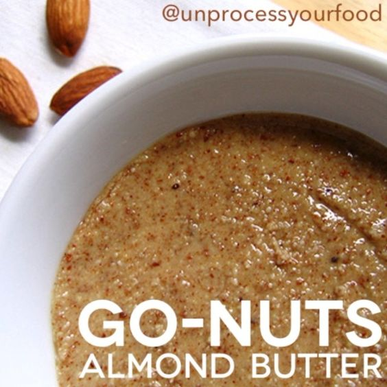 Almond butter ➡️3 cups of almonds --------------------------------------------------- DIRECTIONS: Place the almonds in  the Dash Blender. Allow to process for 10-15 minutes, stopping and scraping down the sides as needed throughout the ...