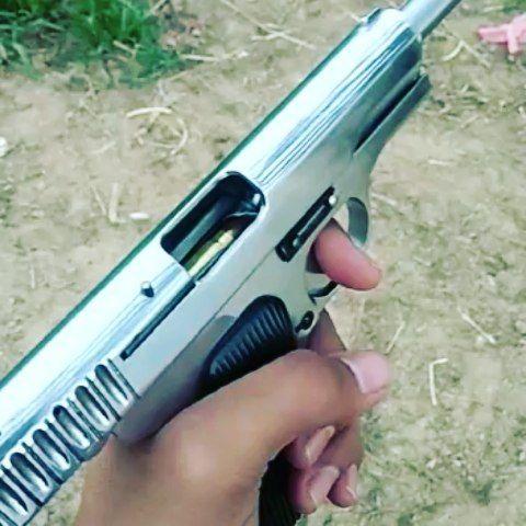 Made In Pakistan Origin Made In China Model Norinko Tt 30