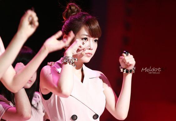 T-ara Soyeon at KBS Open Concert - Minus