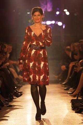 Schumacher A/W 2007/8  - 1950s inspired feminine dresses