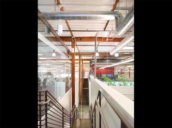 Guess Headquarters Company Headquarters Architectural Lighting Design P