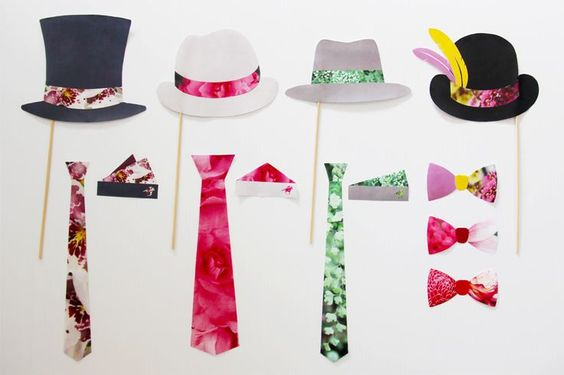 Melbourne Cup, A Day at the Races - Spring Carnival Photo Booth Props | CREATIVE SENSE CO