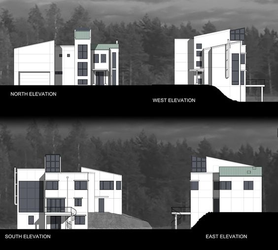 Elevations Dan Nelson Aia And Matt Radach Designs