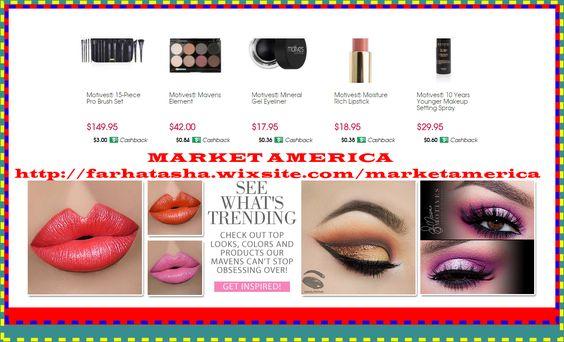 Market America Brands SHOP.COM/Motives Cosmetics/Isotonix (2948456) SHOP.com   Take advantage of below link. Simply click or copy paste in your browser. http://www.jdoqocy.com/click-8043368-11712390-1460390199000