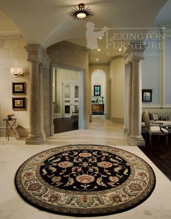 the world's catalog of ideas, half round entryway rugs, round entryway rugs, small round entryway rugs