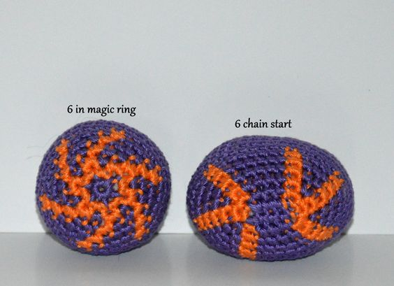 Understanding spheres and ovals in crochet amigurumi ...