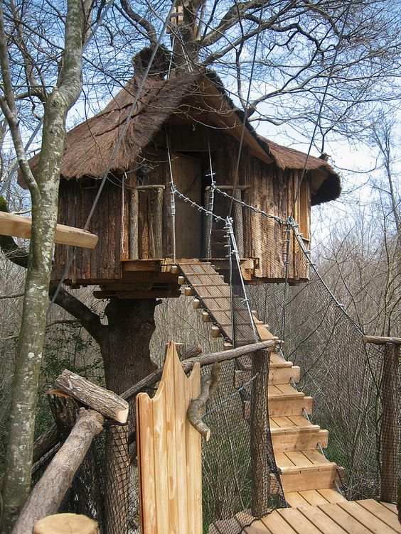 charente maritime s jour dans les cabanes du bois. Black Bedroom Furniture Sets. Home Design Ideas