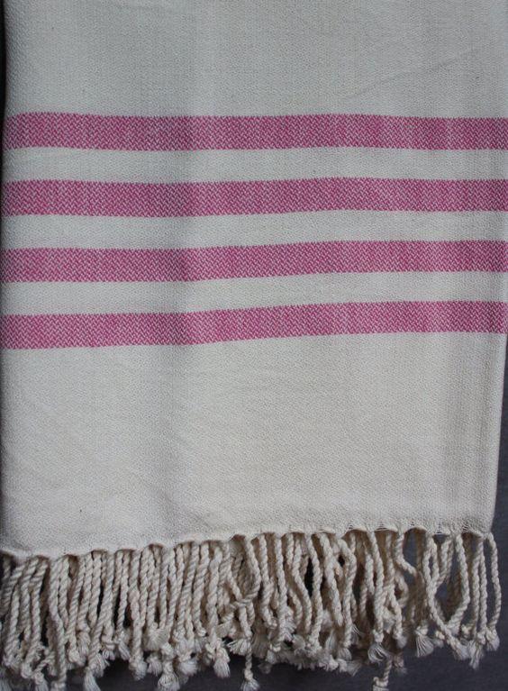 Turkish pesthamal beach towel