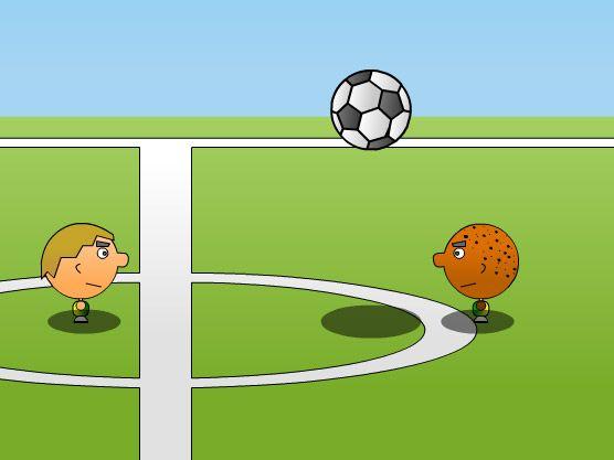 Kafa Topu 6 Oyunu Oyun Kaftan Futbol