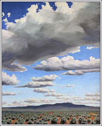 Southwestern Portal by Doug West  ☁
