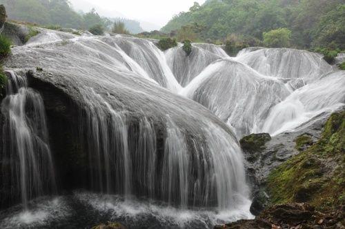黄果樹滝  貴州省