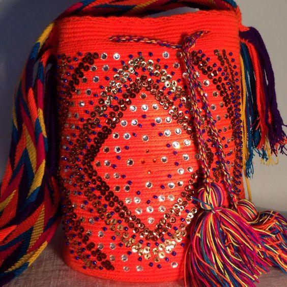 crochet pattern wayuu bag - Поиск в Google