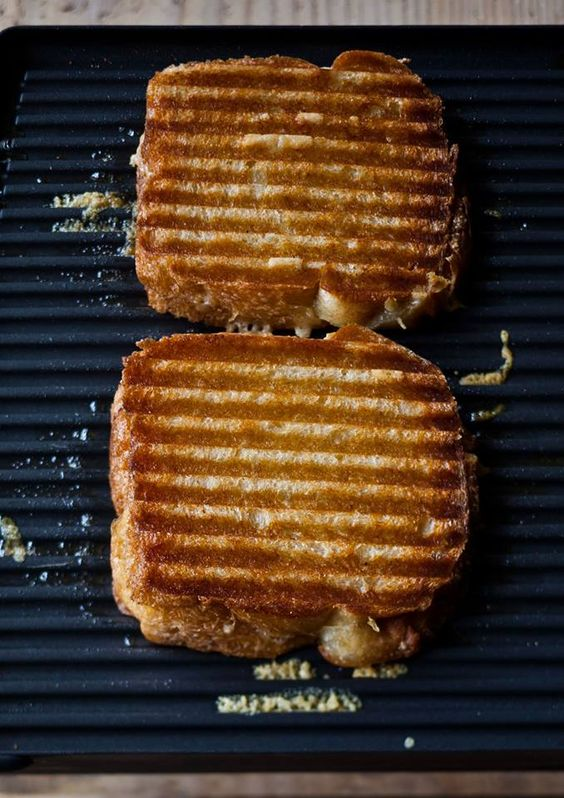 Ultimate Grilled Cheese Ina Garten And Grilled Cheeses On