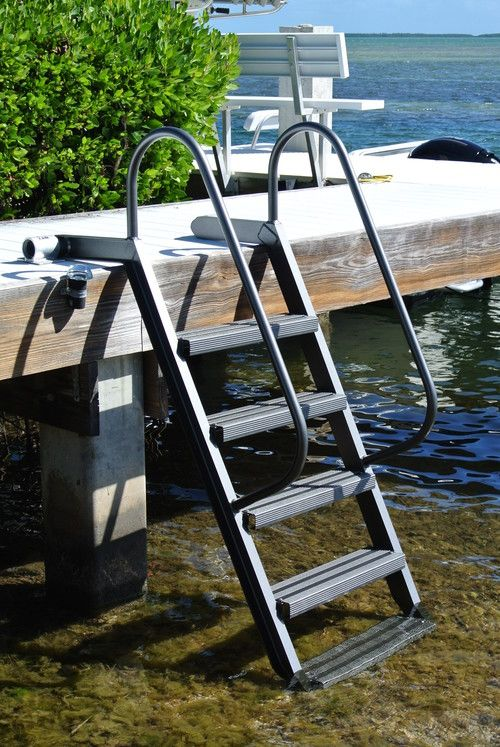 Wetsteps Bolt Together Ladder K R Manufacturing Ladder Beach Stairs Lake House