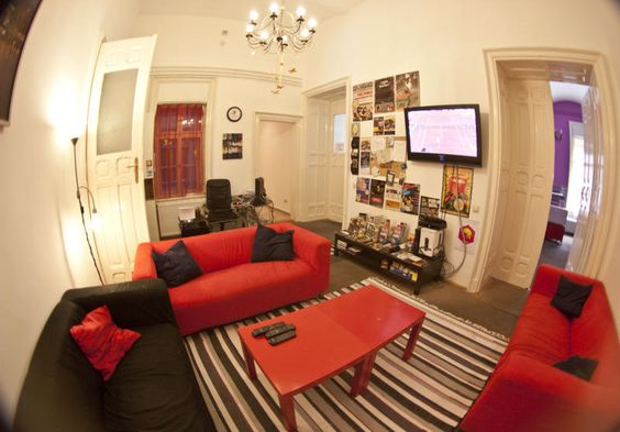 Barocco Hostel in Budapest, Hungary - Find Cheap Hostels and Rooms at Hostelworld.com