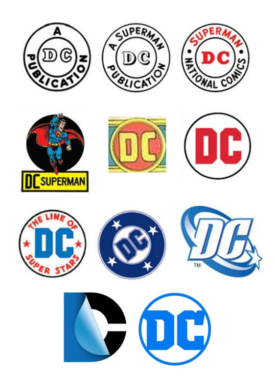 Sabías que DC Comics tiene nuevo logo