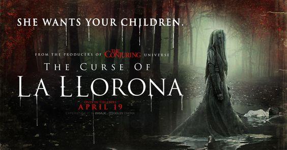 The Curse Of La Llorana Poster