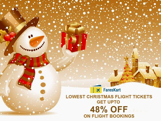 Christmas Airfare Sale