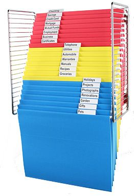What a smart idea. Rackitfile.com - RACKITFILE is the world's first wall filing system.: