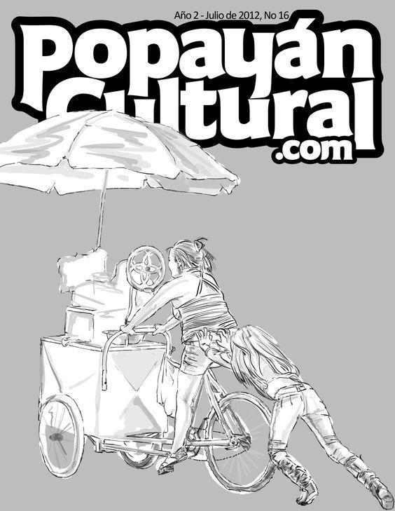 Popayan Cultural Julio 2012