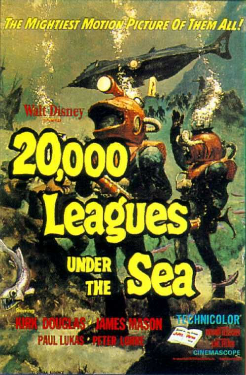 PosterDB - 20000 Leagues Under the Sea (1954)