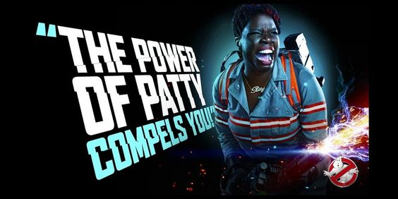 GB1 Ghostbusters Gets New Character Posters Featuring Erin, Patty and Holtzman