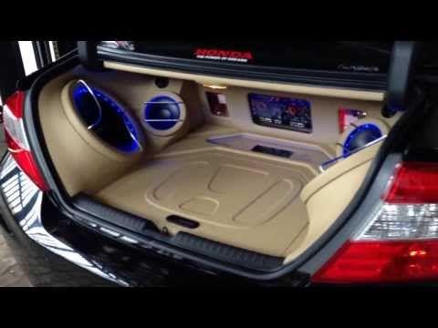 Audio Mobil New Civic Sq Loud Crescendo Innovation Car Audio