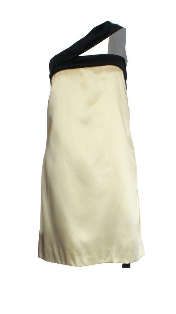 D&G ONE SHOULDER DRESS | Discount Designer Fashion Pop Up Sales