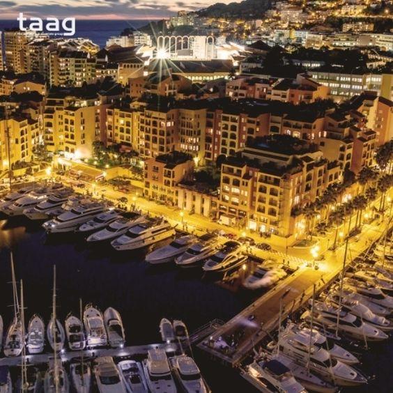 Na semana passada a TAAG esteve em Mônaco, país que é sinônimo de luxo e beleza. Porque inspiração nunca é demais.