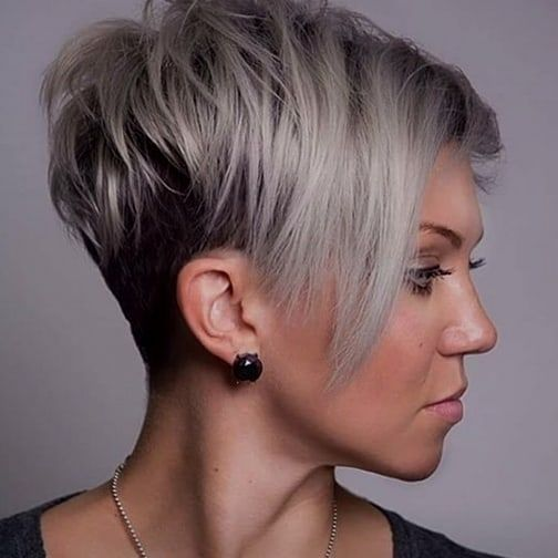 Short Hairstyles You Wear Will Be A Unique Reflection Of Your