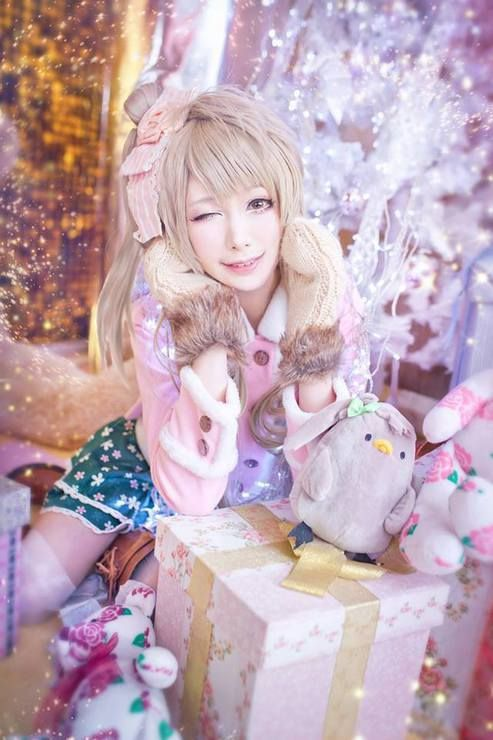 Kotori Minami (LoveLive! School Idol Project)