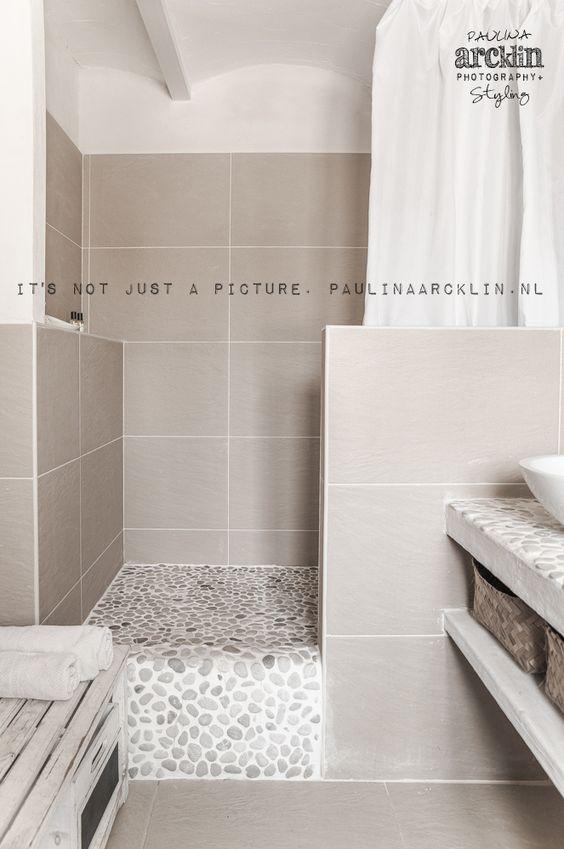 Decoracion Baño Sencillo:stones ++ Baño blanco sencillo minimalista actual moderno decoracion