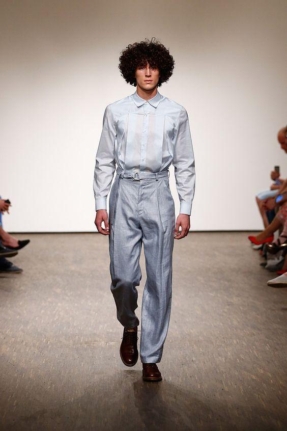 Brachmann Spring Summer 2016 Primavera Verano #Menswear #Trends #Tendencias #Moda Hombre - MBFWB . F.Y!