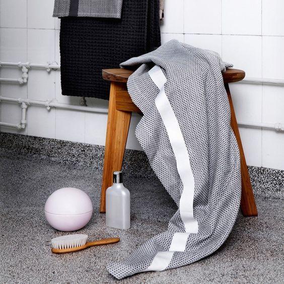 The Organic Company - Hand & Hair Towel