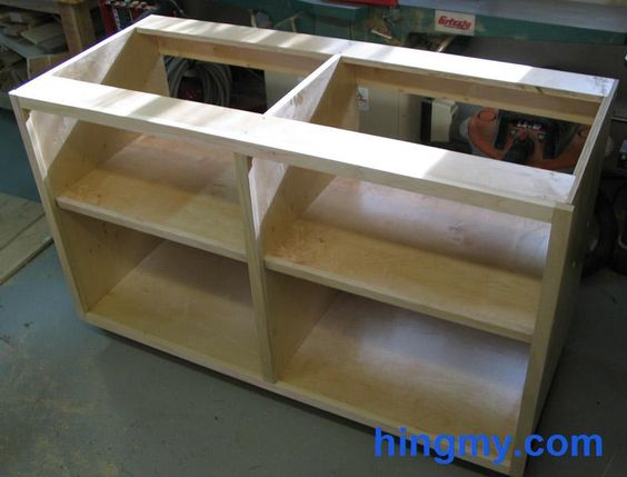How to build a base cabinet might be more cost for Cost to build kitchen cabinets