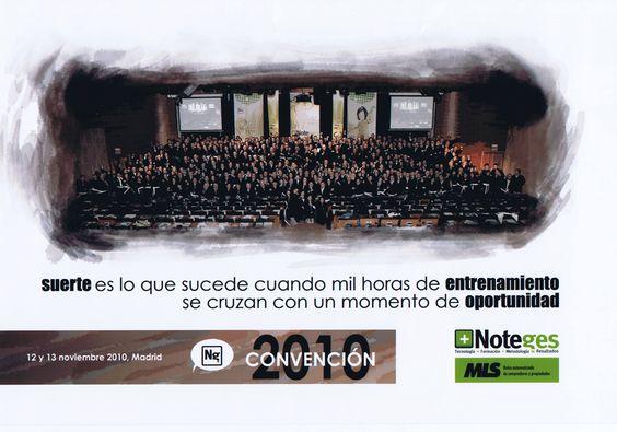 2011 Foto Grupo Alumnos Noteges Diploma Convencion Inmobiliaria Samurai Karate Bienes Raices-Inmobiliario Alejandro Perez Irus AlejandroPI Formador Profesor