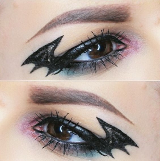 Halloween Eyeliner by ciaté. Upload your Halloween selfie on Sephora's Beauty Board for a chance to be featured!
