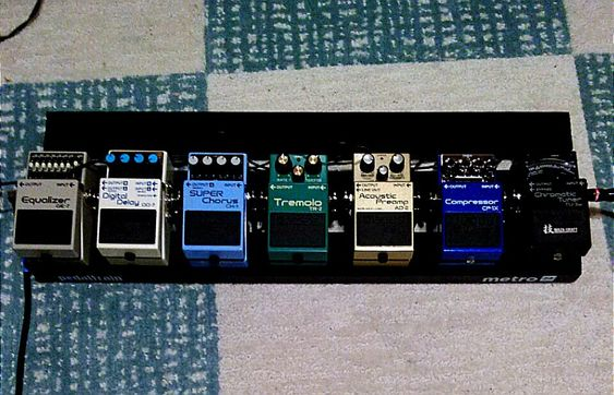 New Pedal for Acoustic Guitar - The Acoustic Guitar Forum
