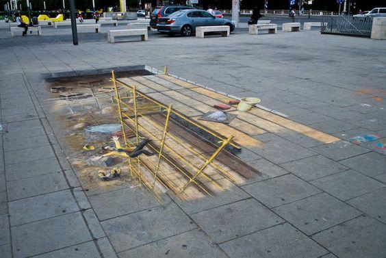 Sidewalk Art 10