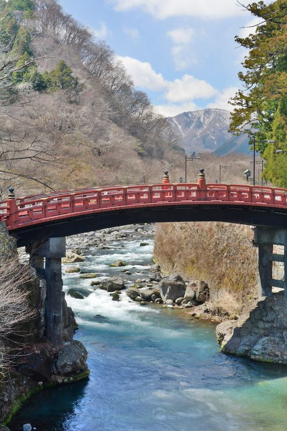 Nikko, Japan: A Day Trip from Tokyo, But A World Away