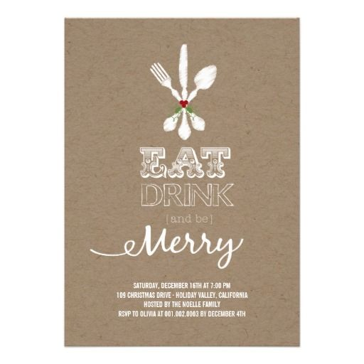The White Elephant Holiday Party Invitations  Products I Love